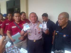 Polisi Tangkap Komplotan Penipu yang Rugikan Bank Rp 140 Juta