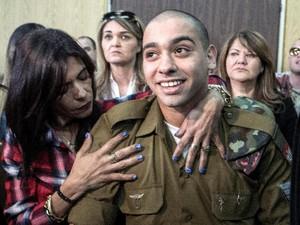 Tembak Mati Pria Palestina, Tentara Israel Divonis 1,5 Tahun Bui
