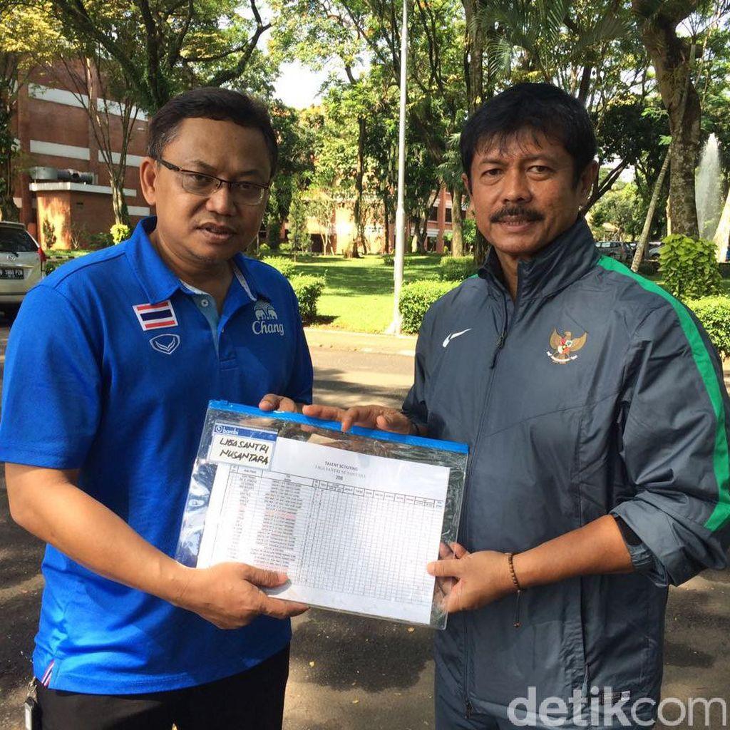 Indra Sjafri Juga Pantau Pemain dari Liga Santri Nusantara