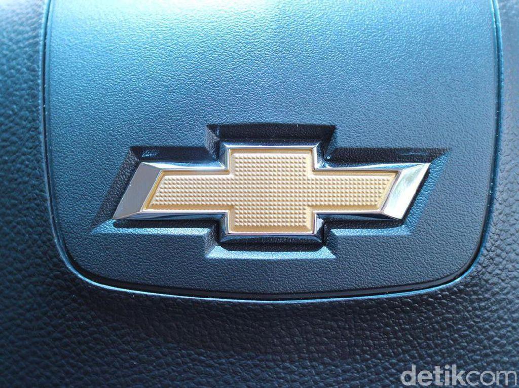 Chevrolet Setop Produksi di Rusia