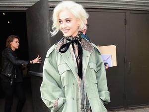 <i>Stylish</i> dengan Parka di Musim Hujan ala Katy Perry & Olivia Palermo