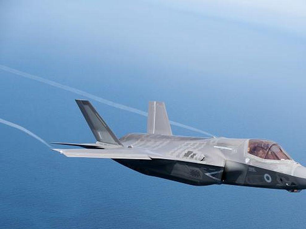 RI Bidik Jet Tempur F-35? Dubes di AS Bilang Begini