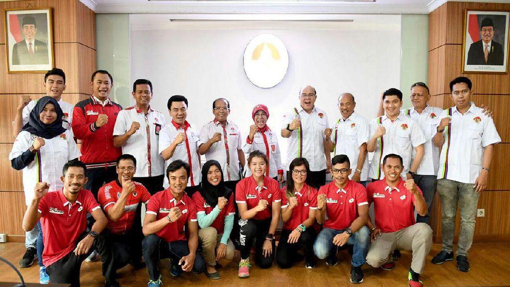 Indonesia Kirim 6 Pebalap ke Kejuaraan Asia 2017 di Bahrain
