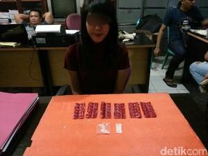 Sepasang Kekasih yang Edarkan Sabu di Inhil Riau Ditangkap Polisi