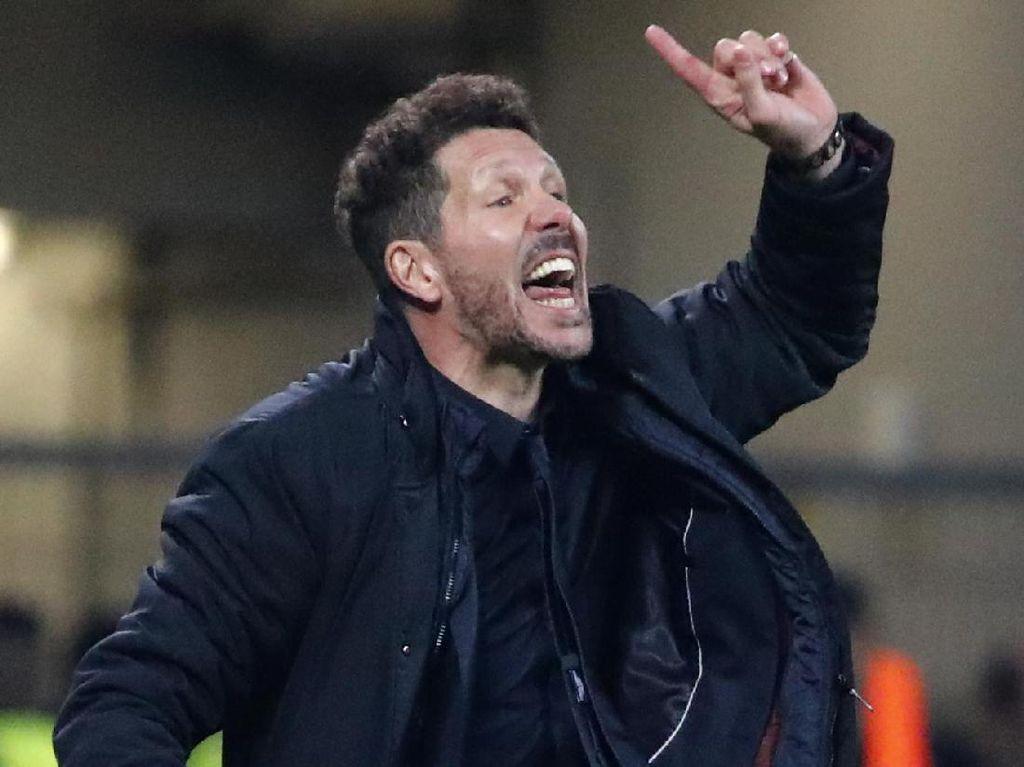 Hasil Imbang Lawan Leverkusen Cukup Puaskan Simeone