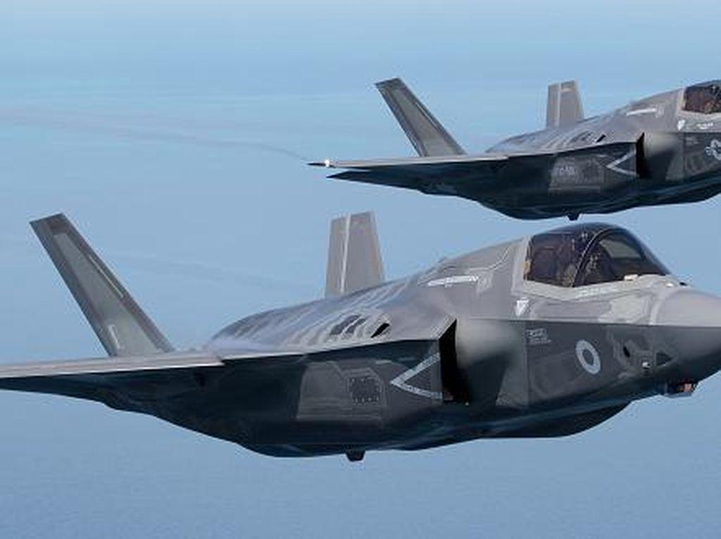 China Batasi Tanah Jarang, Produksi Jet F-35 Bisa Goyang