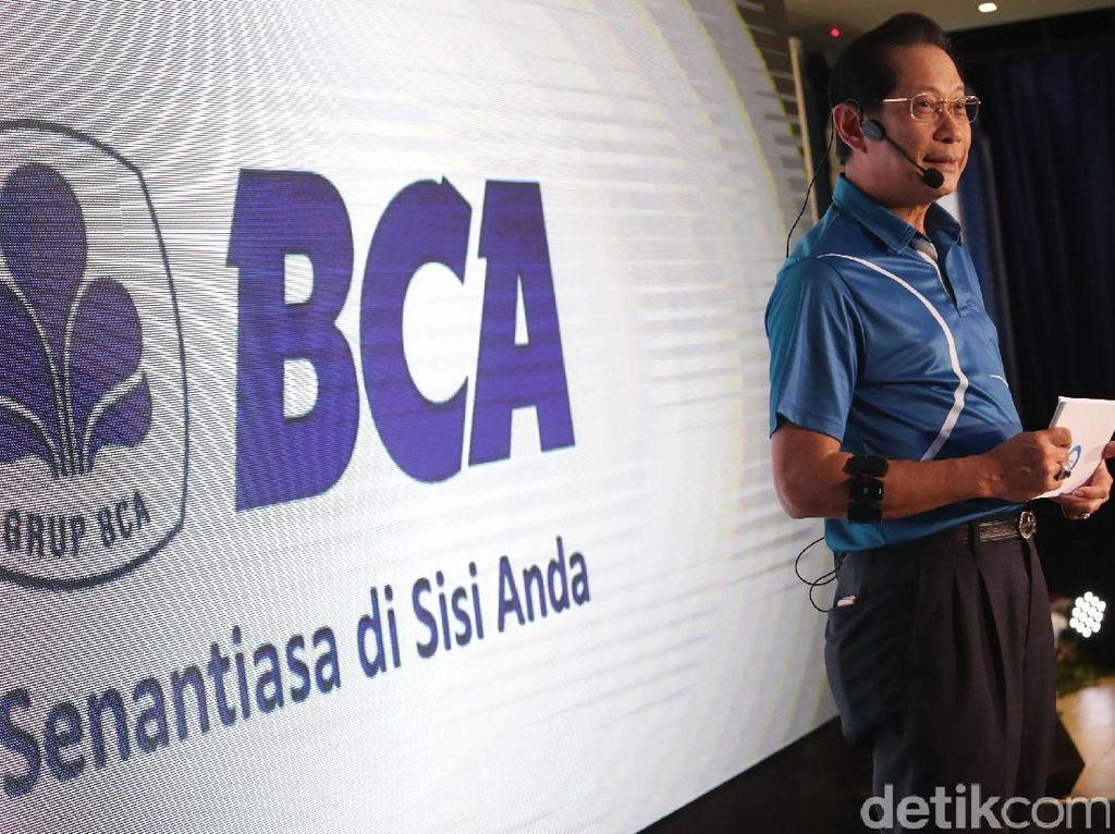 Dirut-Komut BCA Kompak Jual Saham