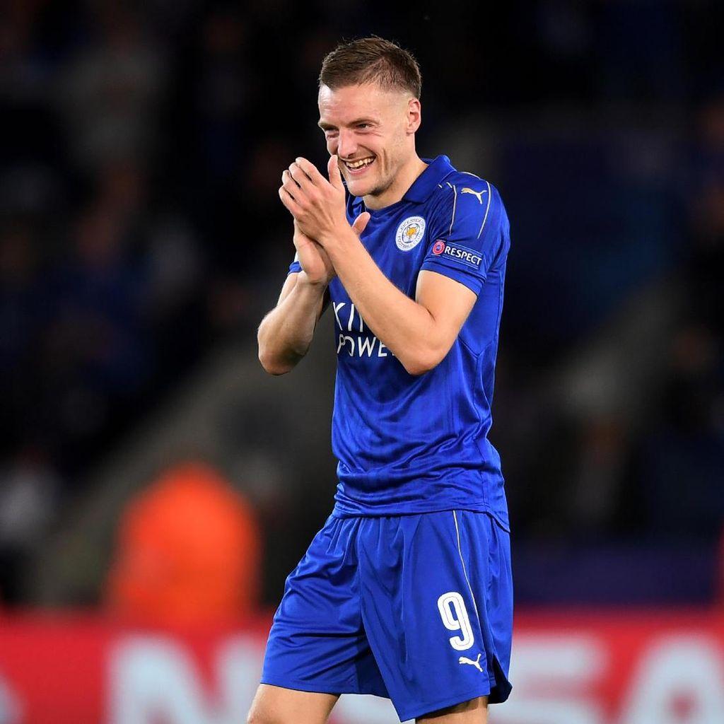 Lupakan Suram, Leicester Mencari Malam untuk Dikenang di Sevilla