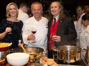 Ini Hidangan Spesial yang Disiapkan Chef Wolfgang Puck untuk Malam Oscar
