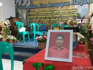 Istri Kenang Dennis Petugas PPSU yang Tewas Terseret Banjir
