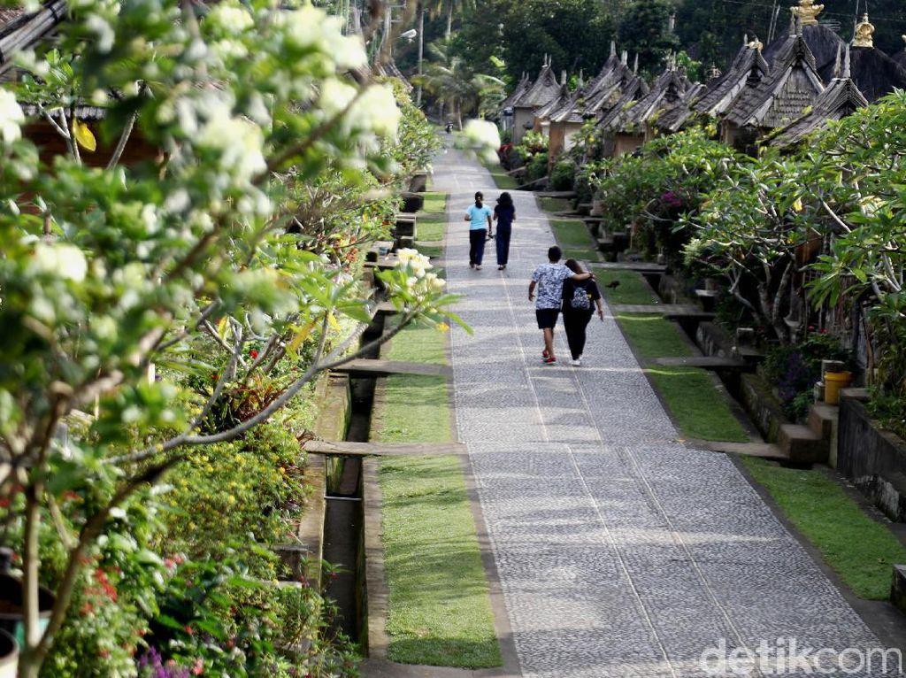 Cantiknya Desa Penglipuran Bali