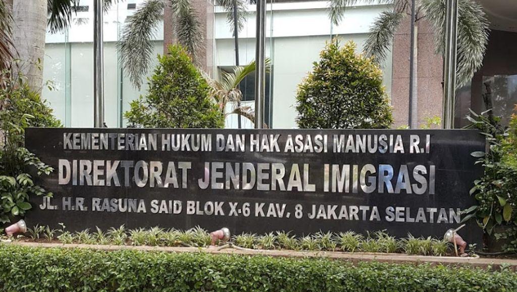 10 Pejabat Imigrasi Dinonaktifkan Terkait Penangkapan 103 WN Arab