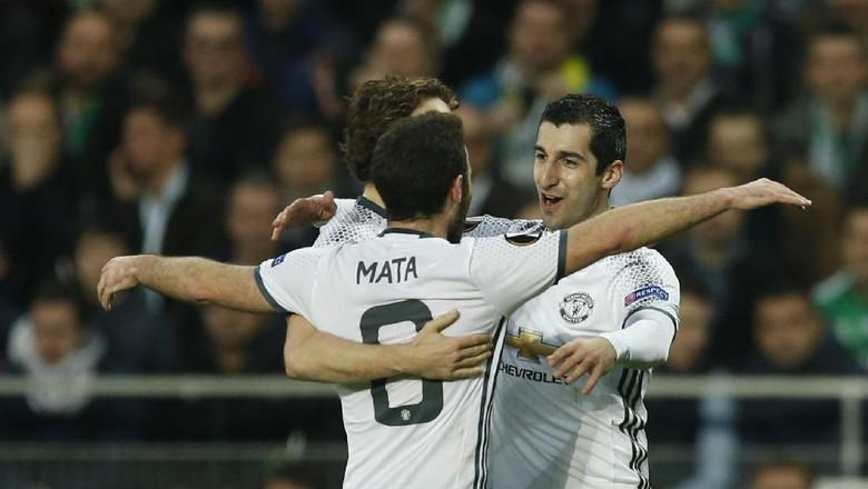 Manchester United Melaju Ke Babak Perdelapan Final Liga Premier