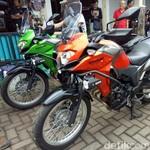 Kawasaki Versys-X 250 Terpesan 1.200 Unit