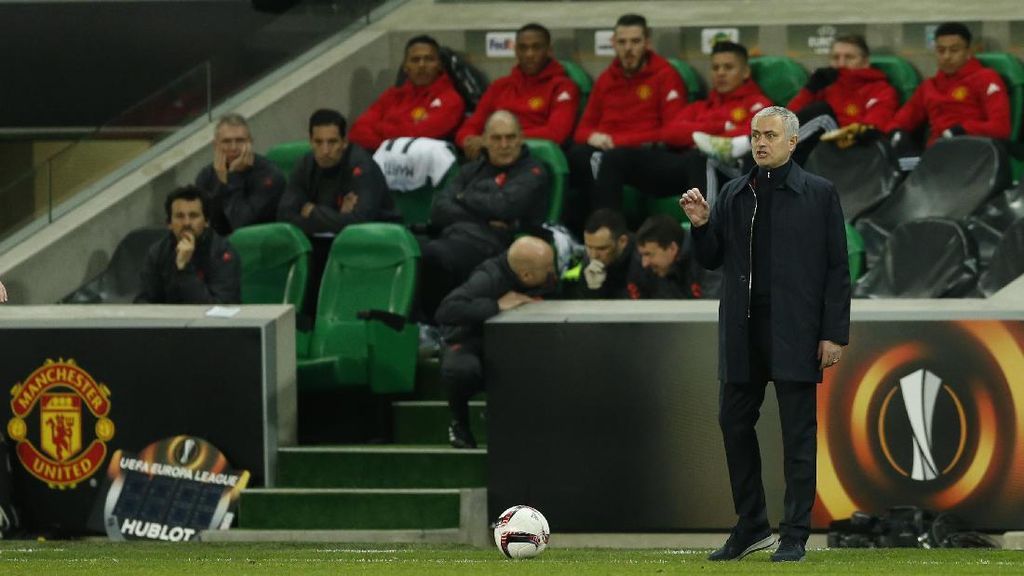 Mourinho Dinilai Berhasil Mengembalikan Sesuatu yang Hilang Dalam Diri MU