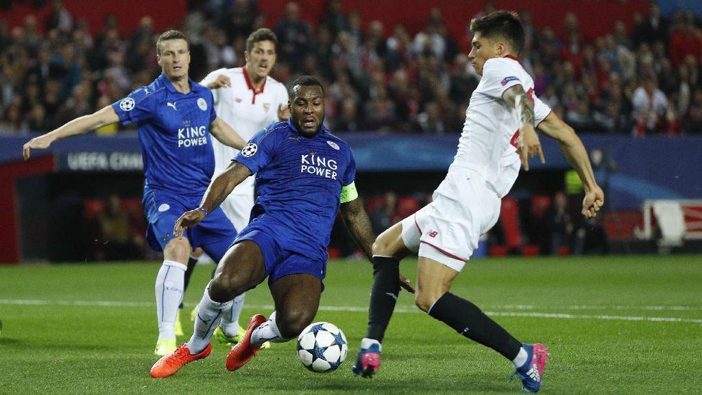 Sevilla Tundukkan Leicester 2-1