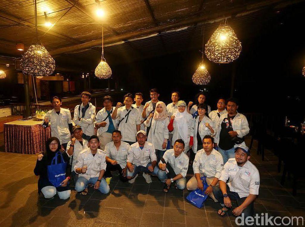 Kesan Para Risers di Penjelajahan Cirebon