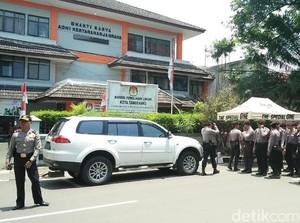 KPU Kota Tangerang Siap Lakukan PSU di 4 TPS