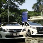 Toyota Telah menjual 1.473 Unit Mobil Hybrid di Indonesia