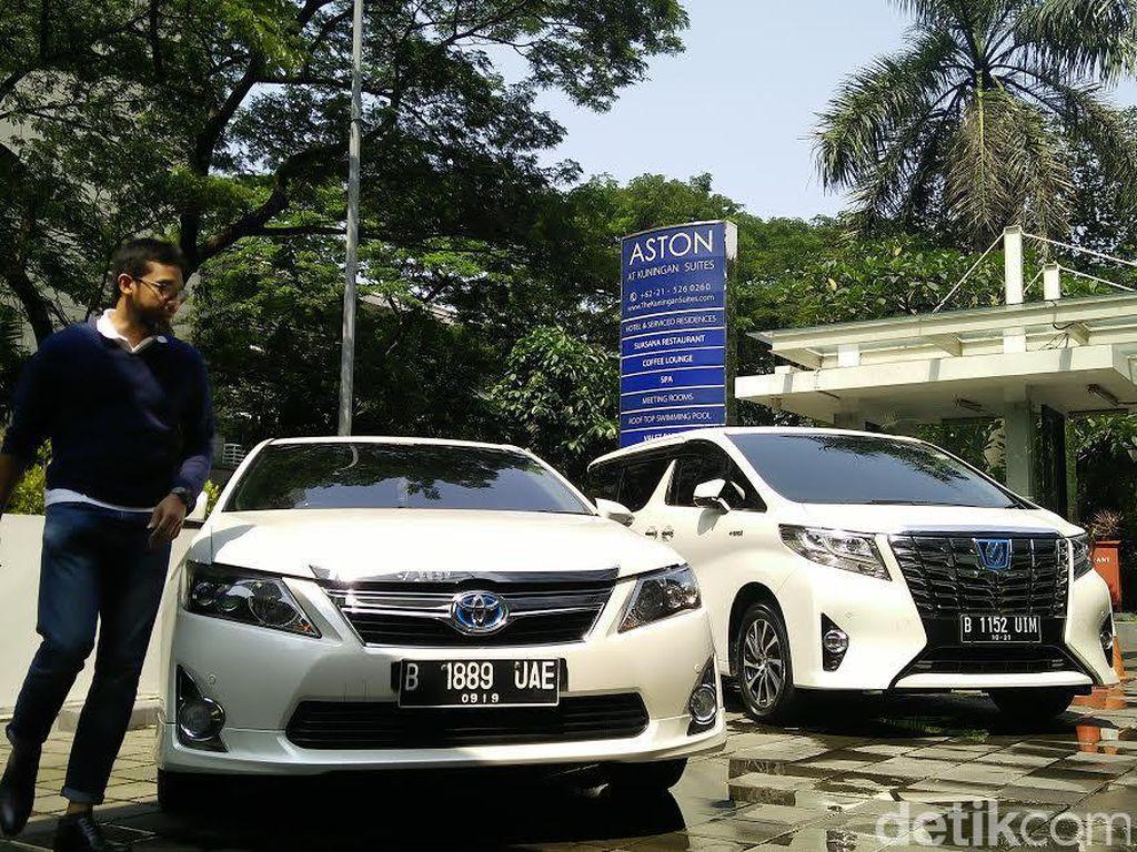 Tanggapan Toyota Soal Mobil Hybrid Tak Disebut dalam Perpres
