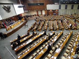 PKS Akhirnya Bisu di Paripurna DPR yang Sahkan Hak Angket KPK