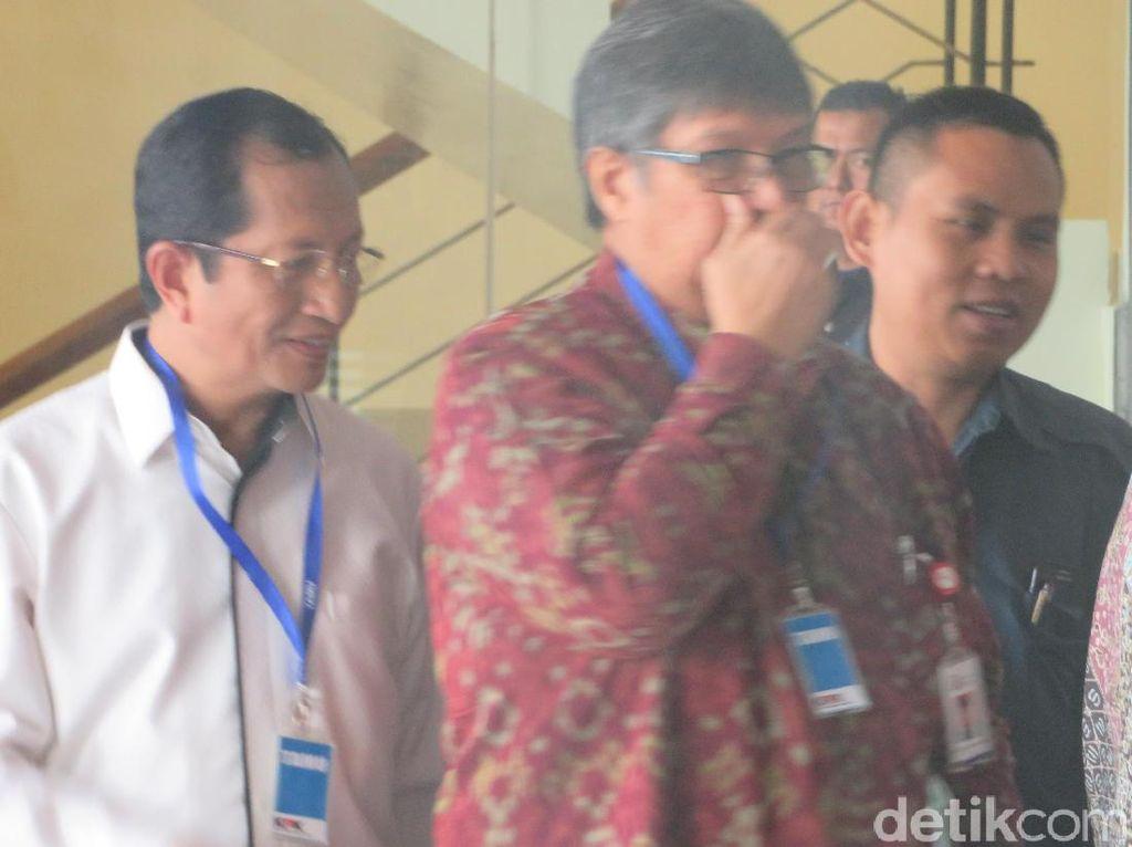 Imam Besar Masjid Istiqlal Datangi KPK