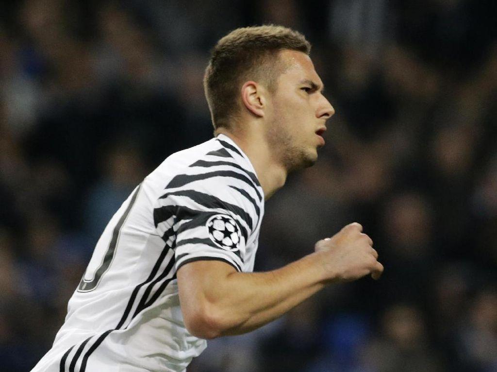 Juventus Curi Kemenangan di Kandang Porto