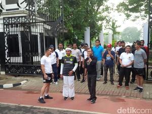 Jadwal Pertunjukan Air Mancur Sri Baduga akan Ditambah