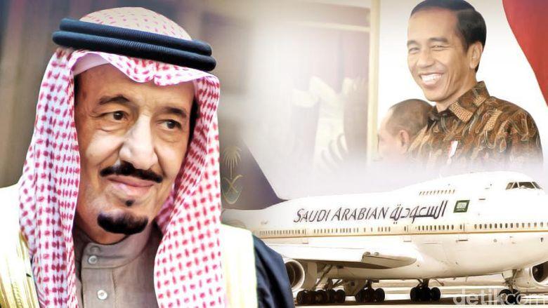 Barisan Pangeran Kerajaan Saudi Bakal ke Indonesia, Siapa Saja?