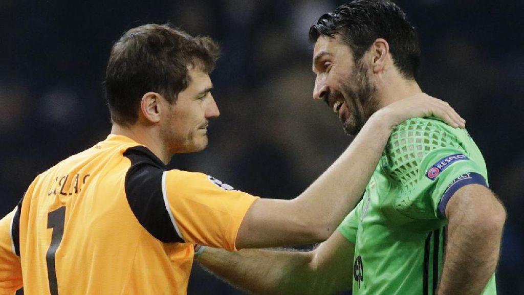 Andai Lawannya Bukan Madrid, Casillas Dukung Buffon Juara Liga Champions