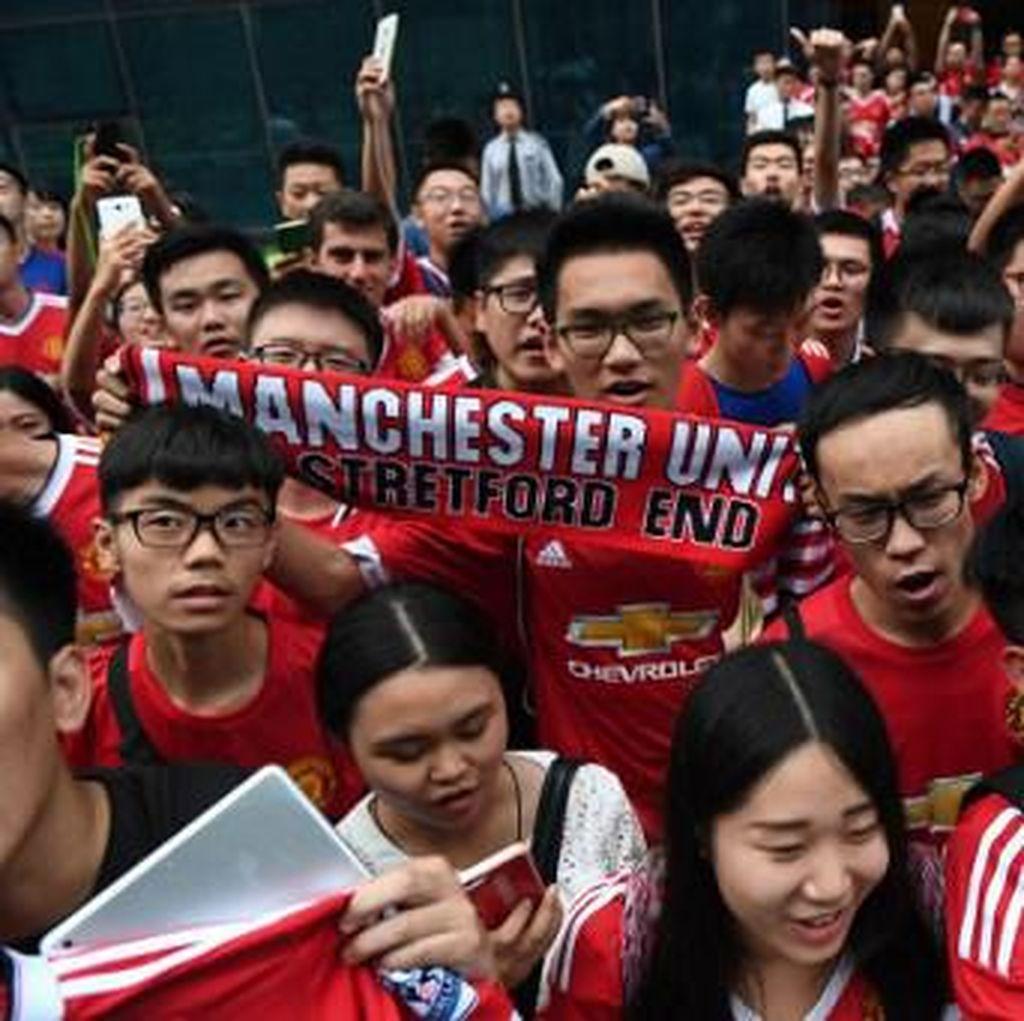 MU Geser Bayern sebagai Tim Terpopuler di Dunia Online China