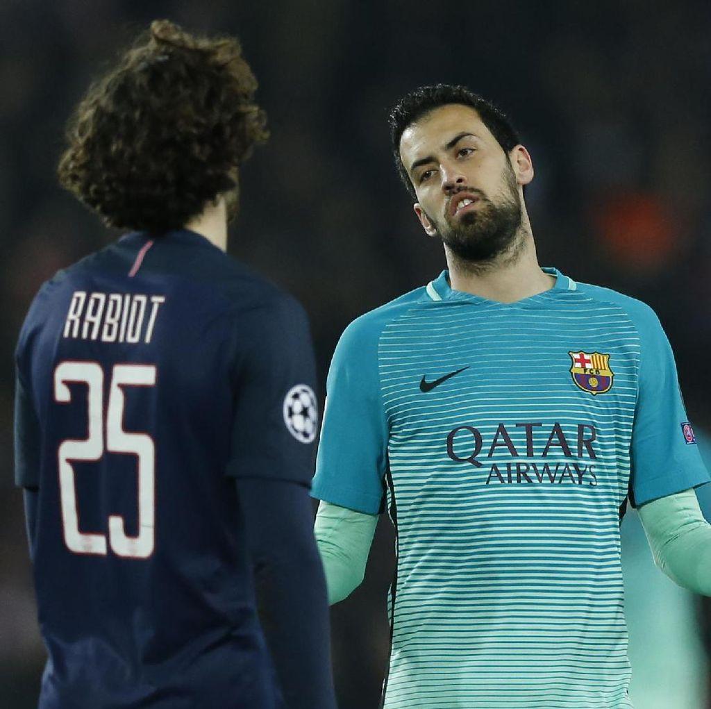 Busquets Menyimpan Mimpi Jadi Pelatih Barcelona