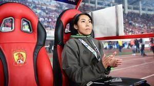 Chan Yuen-ting, Pelatih Wanita Pertama di Liga Champions Asia