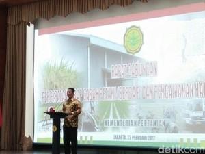 Pasca Dipanggil Jokowi, Mentan Kumpulkan Dinas Bahas Harga Gabah