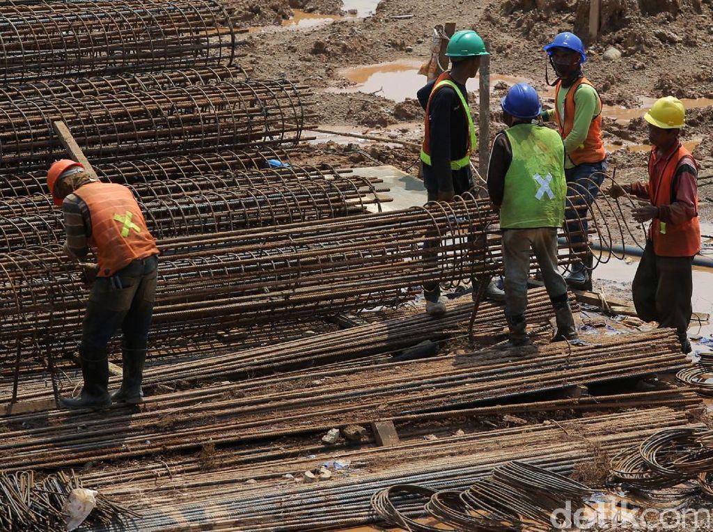 Anggaran Infrastruktur Rp 24 T Dialihkan untuk Tangani Corona
