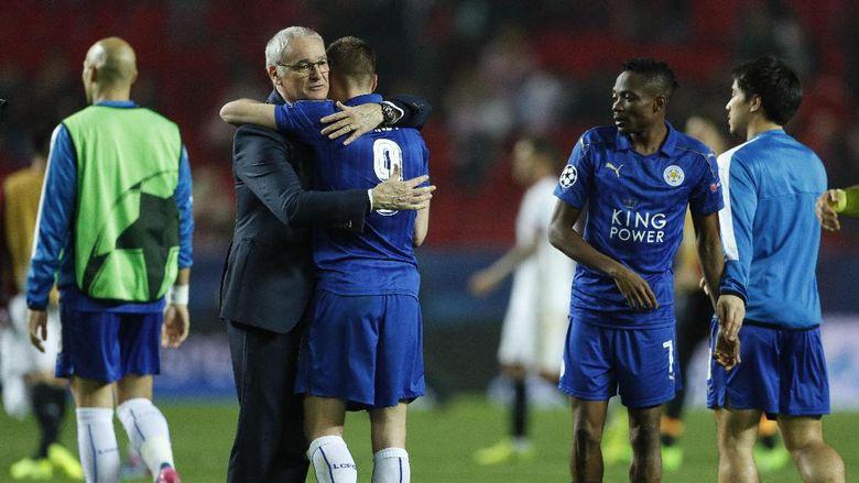 """""""Bandar Poker - Ranieri Puji Performa Leicester Di Babak Kedua"""""""