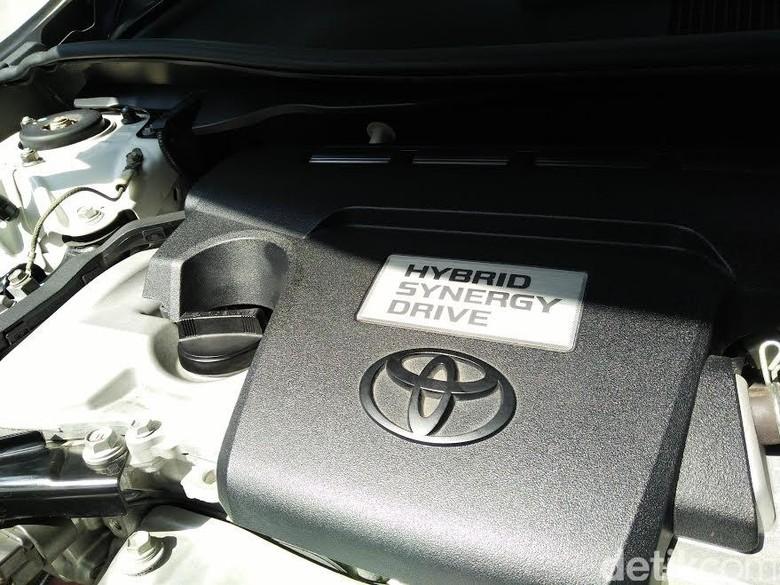 Toyota Jual Teknologi Mobil Listrik ke Perusahaan China
