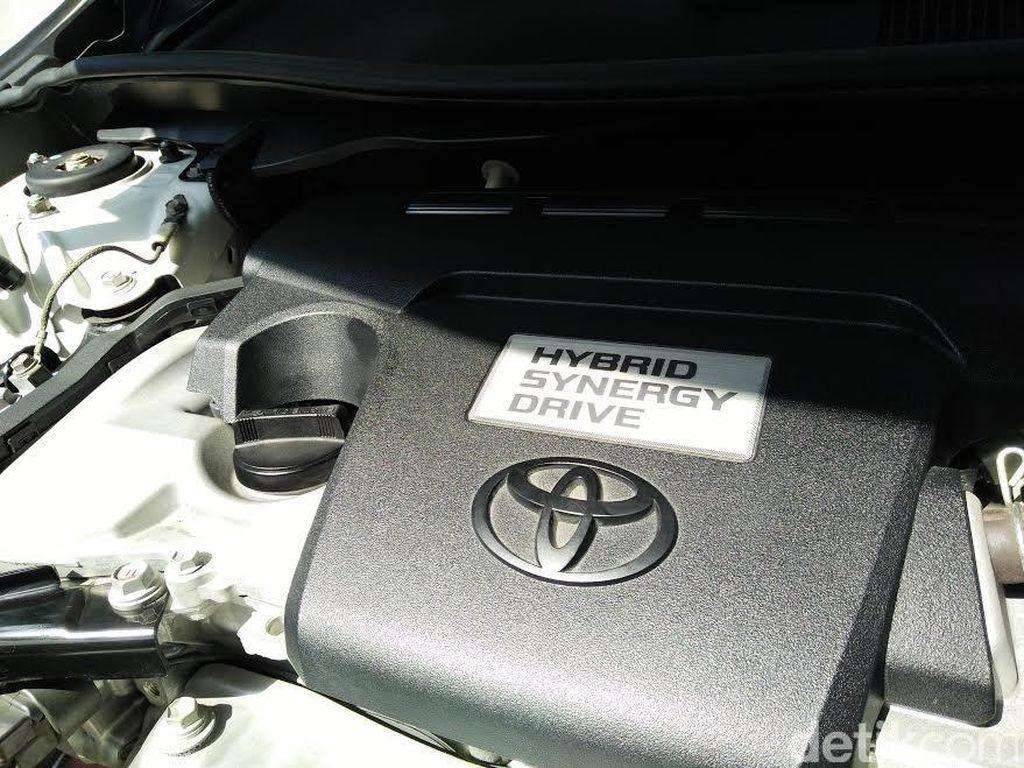 Tok! Incar Pasar Domestik dan Luar Negeri, Toyota Resmi Produksi Mobil Hybrid 2022