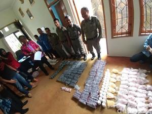 Dua Kamar Indekos di Cirebon Jadi Gudang Obat Daftar G Ilegal