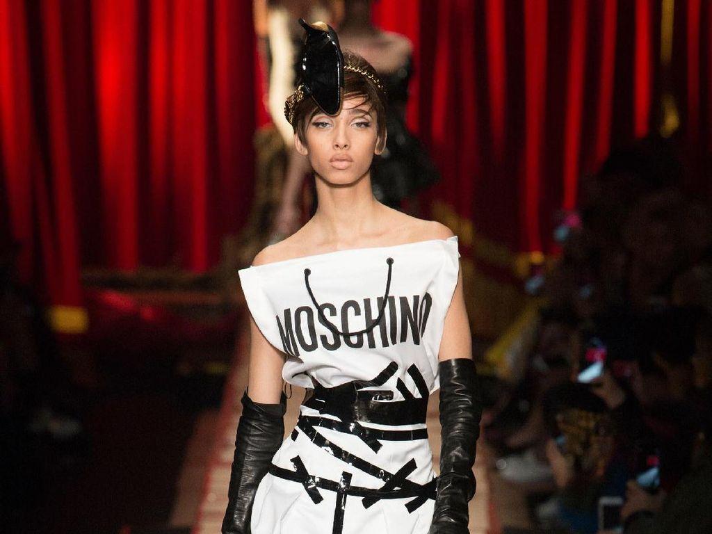 Fashionista Siap-siap! Koleksi Kolaborasi H&M dan Moschino Siap Rilis