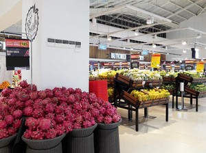 Buah dan Daging Segar di Promo Akhir Pekan Transmart Carrefour