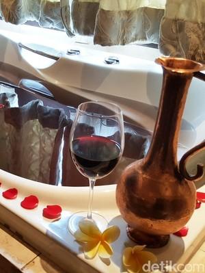 Wine Spa di Hotel Trans Resort Bali, Paling Unik di Pulau Dewata