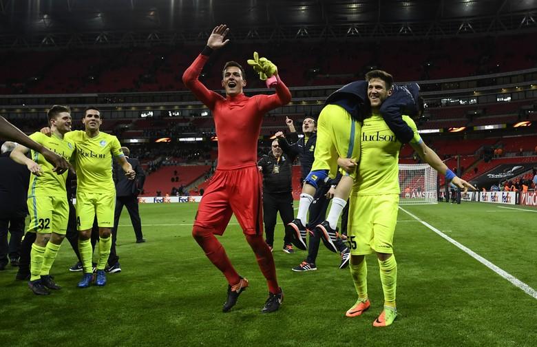 Gent Singkirkan Tottenham Hotspur