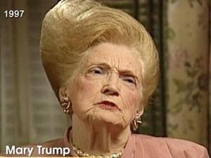 Mulai dari Gaya Rambut, Ini Dia Kemiripan Donald Trump dan Ibunya