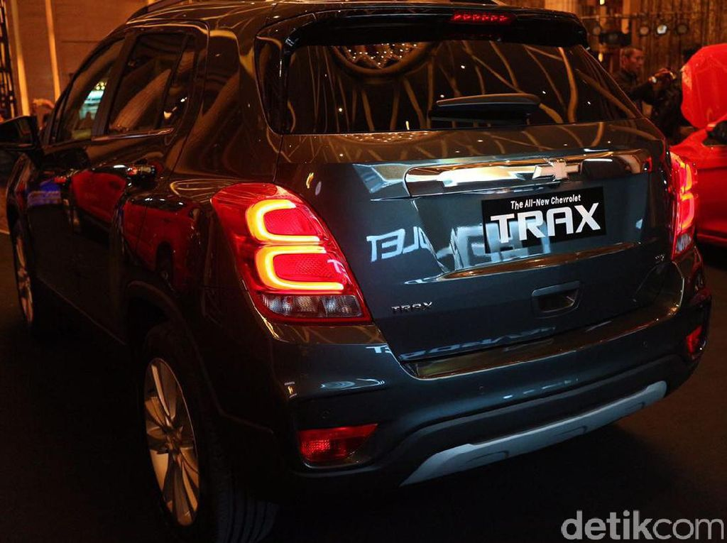 All New Chevrolet Trax Makin Cantik