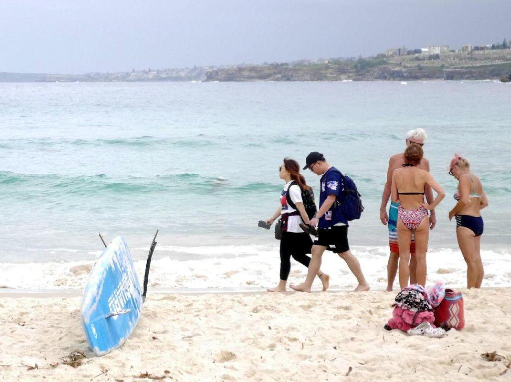 11 Orang Didenda Rp 10 Juta, Gara-gara Pesta di Pantai Bondi