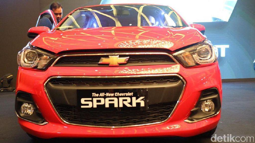 Senyum Manis Chevrolet Spark