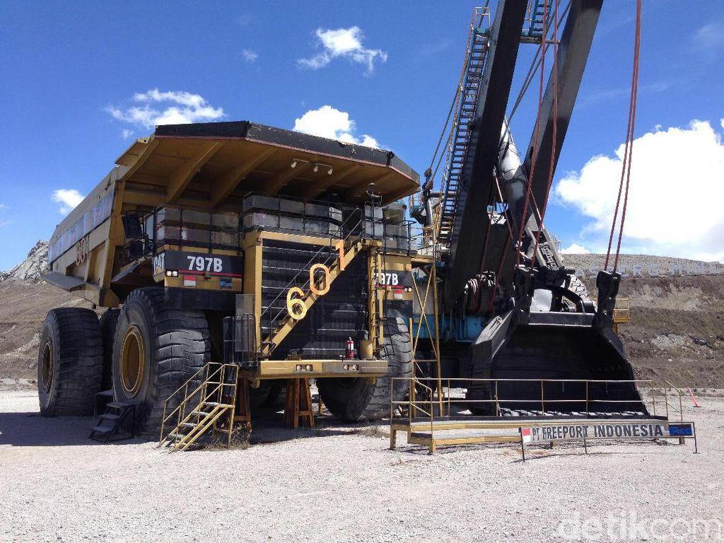 Bos Holding Tambang Buka-bukaan Bangun Smelter Rugi