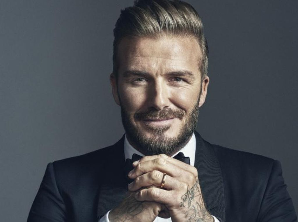 Dianggap Aneh, Menu Ultah Buatan David Beckham Dikritik Netizen