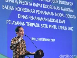 Jokowi ke Pemda: Jangan NKRI Terpecah Karena Bikin Standar Sendiri